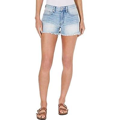 Lucky Brand Women's Mid Rise Boyfriend Short   Amazon.com