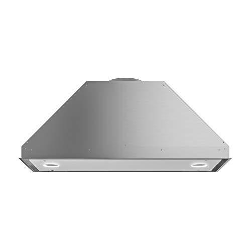(Futuro Futuro Raccolta 30 Inch Wall-mount/In-Cabinet Kitchen Range Hood - Modern Contemporary Italian Design - LED Ultra-Quiet with Blower)