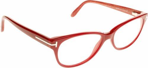 Tom Ford Montures de lunettes 5292 Pour Femme Dark Tortoise 077: Fuchsia