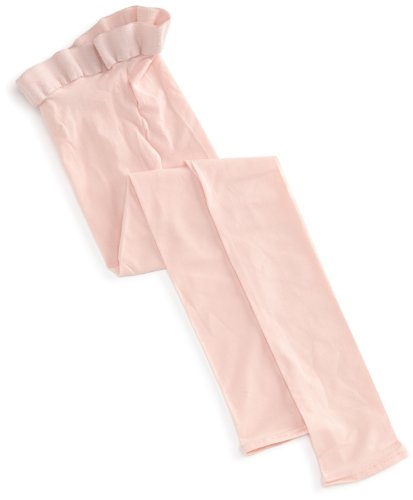 Danskin Little Girls' Footless Tight,Theatrical Pink,S/I (4-7)