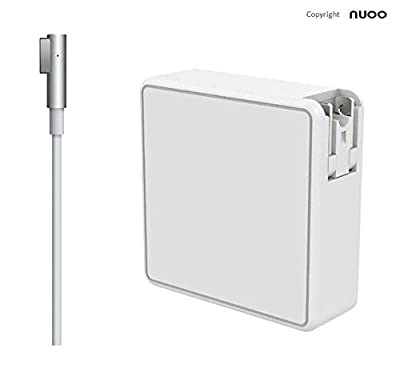 Macbook Pro Charger, Nuoo Ac 60w Magsafe Power Adapter Charger for MacBook and 13-inch by Nuoo