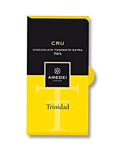 Amedei Trinidad Cru Chocolate Bar