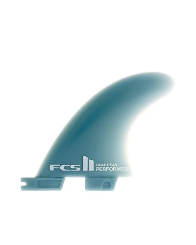 FCS II Performer Glass Flex Quad Rear Surfboard Fins for sale  Delivered anywhere in USA