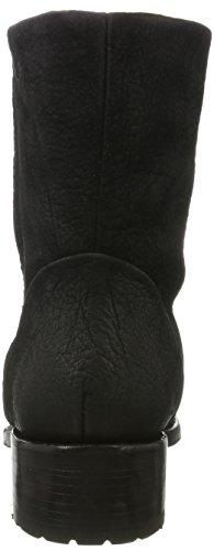 Femme black Blackstone Schwarz Bottines Mw68 T7qxwOE
