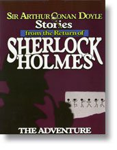 The Return of Sherlock Holmes: The Adventure of the Dancing Men (Audiofy Digital Audiobook Chips)
