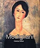 Front cover for the book Modigliani by Christian Parisot