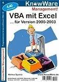 VBA mit Excel Vers. 2000-2003
