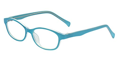 Outray Smart Looks Eye Glasses Oval Children's Clear Lens 2182c2 -
