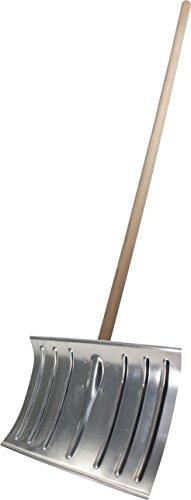 Freund 2000500 Snow Shovel Aluminium 50 cm with Screw Handle by