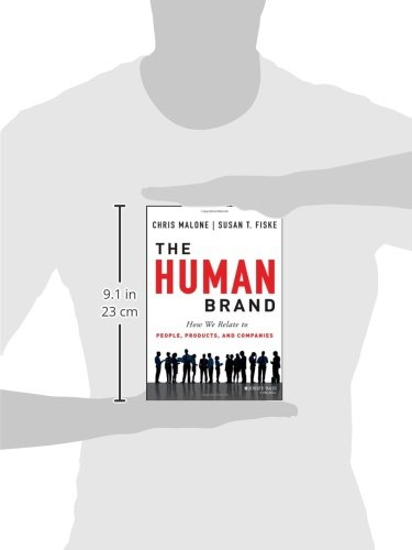 The Human Brand: How We Relate to People, Products, and Companies by Brand: Jossey-Bass (Image #2)