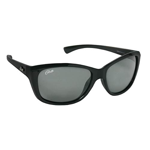 - Calcutta Ladies Tortuga Sunglasses, Black/Gray