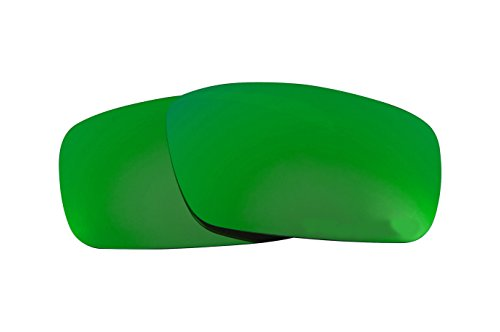 Best SEEK Replacement Lenses Oakley CRANKSHAFT - Green - Crankshaft Best