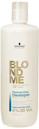 Schwarzkopf Professional Blond Me Premium Care Developer 6%/20 Vol 33.8 Ounce (Level 20 Developer compare prices)