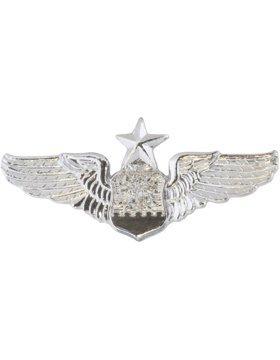 (Air Force Navigator Observer Tie Tac (Senior))