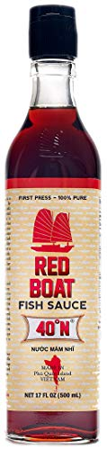 Red Boat Premium Fish Sauce, 500 ml (17 oz.)