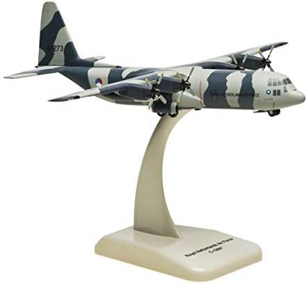 Hogan 1/200 完成品 オランダ Royal Netherlands Air Forcd C-130H G-273 ダイ