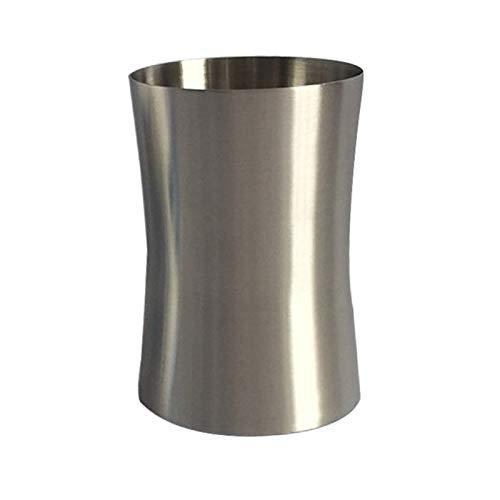 DASEXY Vaso de Acero Inoxidable galvanizado de 300 ml con ...