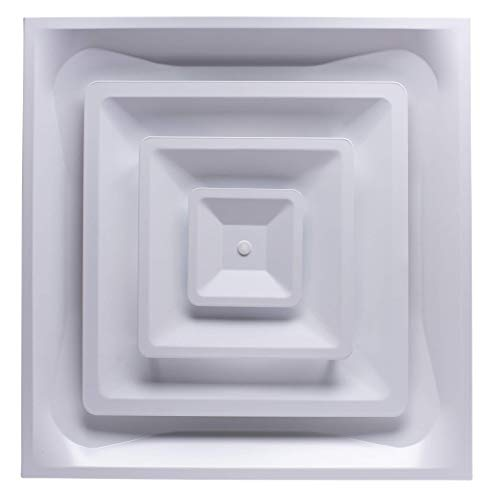 Accord Ventilation ABCD2X2 Ceiling Diffuser, 24