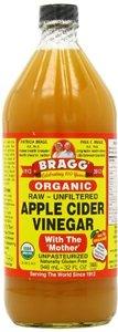 Bragg Vinegar Apple Cider Unf O by Bragg (Image #1)