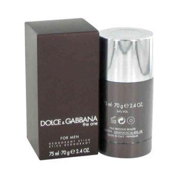 The One by Dolce & Gabbana 2.5 oz Deodorant Stick Men ()