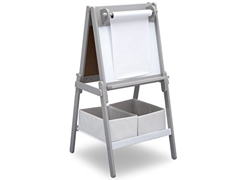 Delta Children MySize Double-Sided Storage Easel, ()