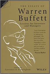 Amazon in buy the essays of warren buffett lessons for investors