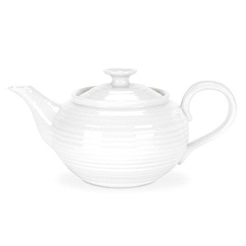 Portmeirion Sophie Conran - Small Teapot 1pint - White