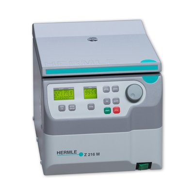 Benchmark - Hermle Z216M Non-Refrigerated Centrifuge Bundle 2
