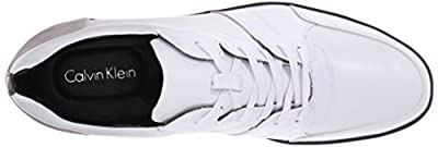 Calvin Klein Men's Bane Action/Suede Fashion Sneaker