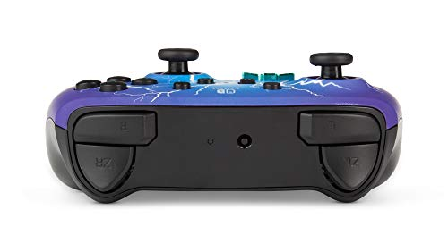PowerA Enhanced Wireless Controller for Nintendo Switch Spider Lightning 7