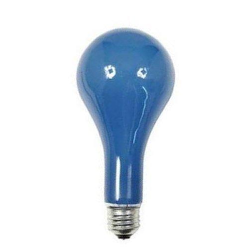 Eiko 1960 - EBW - Photography Lighting - PS25 - Photoflood - Frosted - 500 Watts - 120 Volts - Medium Base - 4800K