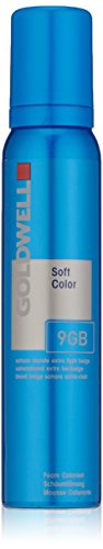- Goldwell Colorance Soft Color Foam, 9gb Sahara Blonde, 4.2 Ounce