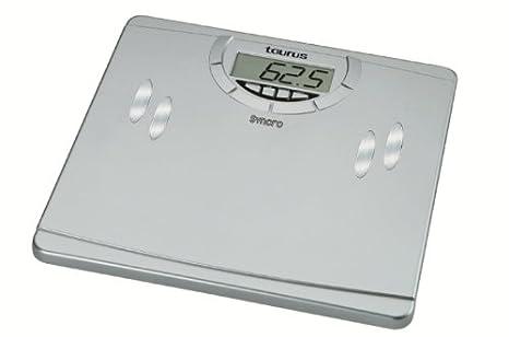 Taurus Syncro, digital, Plata, Li - Báscula de cocina: Amazon.es: Salud y cuidado personal