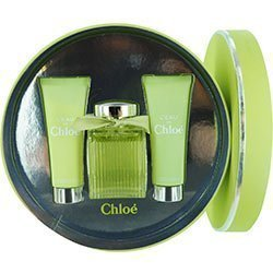 CHLOE L'EAU DE CHLOE by Chloe Gift Set for WOMEN: EDT SPRAY 3.4 OZ & BODY LOTION 2.5 OZ & SHOWER GEL 2.5 OZ