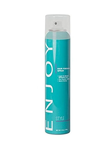 Shaping Spray Finishing (Enjoy Hair Finishing Spray 10 Ounce)