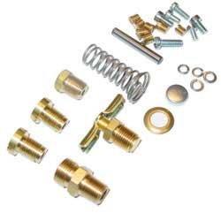 Single Induction Early Carburetor Kit, New, John Deere -