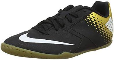 Bombax Indoor Soccer Shoe Black
