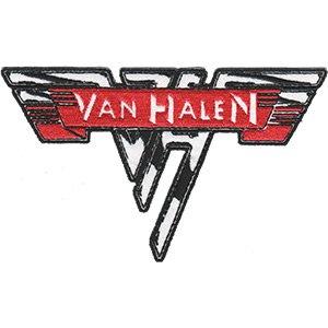 Aplicación Van Halen Classic Logo Patch