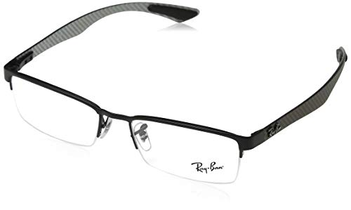 ban Noir Black C56 shiny Rx8951 Optical Ray B0Wyf6qaa