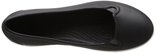 Crocs Womens Citilane W Flat Black/White pGw4zFlTX