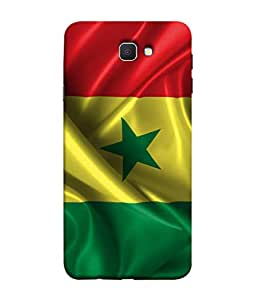 ColorKing Football Senegal 04 Multi Color shell case cover for Samsung Galaxy J7 Prime