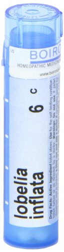 Boiron Lobelia Inflata 6C (Pack of 5), Homeopathic Medicine for Quitting Smoking by Boiron (Image #3)