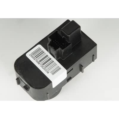 ACDelco D1531J GM Original Equipment Headlamp, Instrument Panel Dimmer, and Dome Lamp Switch: Automotive