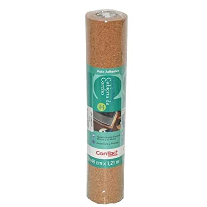 Amazon.com - DollarItemDirect Con-Tact Cork Self-Adhesive ...