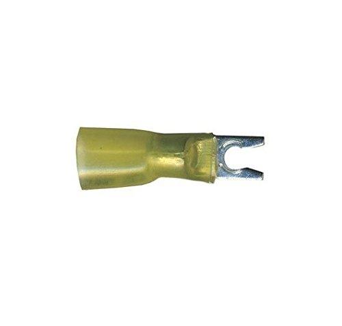 YAGI 10322-07316 50 12-10 AWG #6 Stud Yellow Heat Shrink Polyolefin Sealed