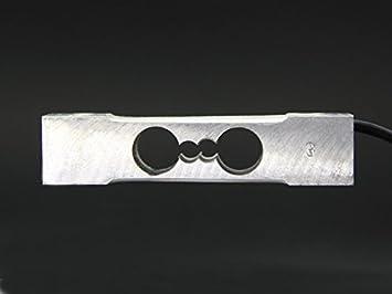 Peso Sensor (Celda De Carga) 0-8Kg S From Cloud Rack: Amazon.es: Electrónica