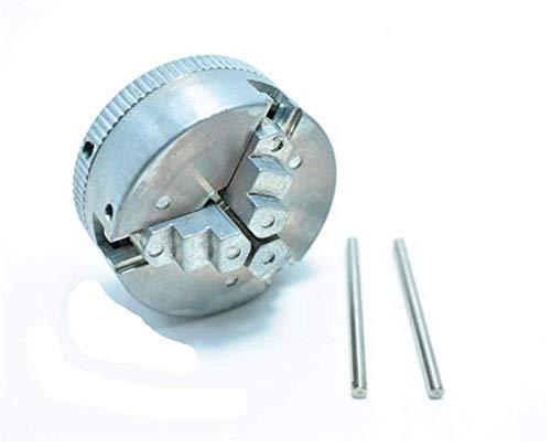 Three-Jaw Chuck,Clamping Diameter 1.8~56mm / 12~65mm,tread hole is M12X1, Z011 for mini - Chuck Lathe Mini