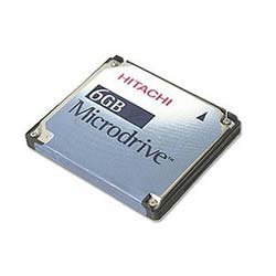 Amazon HITACHI MICRODRIVE 6GB BLISTER PACK Computers Accessories
