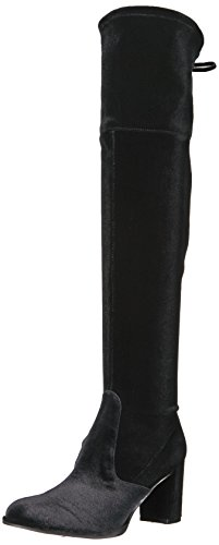 marc fisher black boots - 1