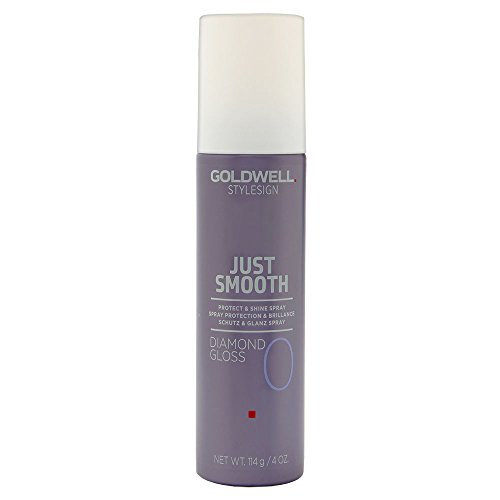 - Goldwell Stylesign Just Smooth Diamond Gloss Protect & Shine Spray 4 oz